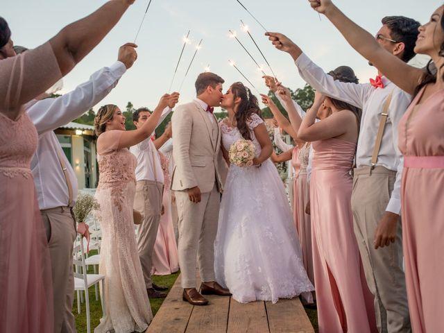 O casamento de Carim e Guilherme