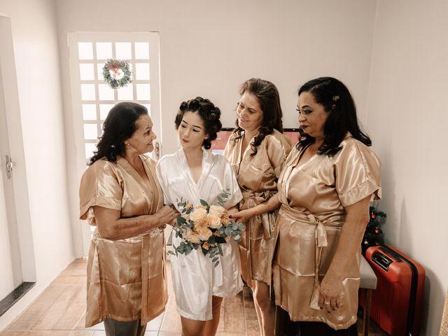O casamento de War e Nany em Brasília, Distrito Federal 23