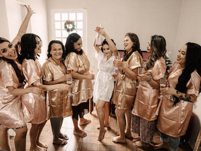 O casamento de War e Nany em Brasília, Distrito Federal 24