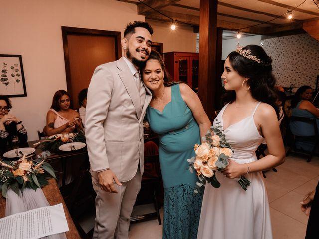 O casamento de War e Nany em Brasília, Distrito Federal 43