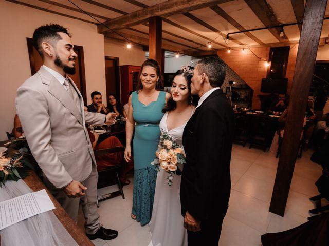 O casamento de War e Nany em Brasília, Distrito Federal 44