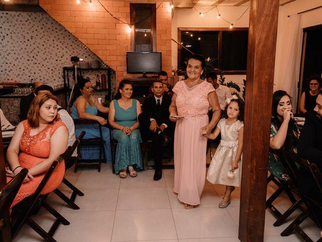 O casamento de War e Nany em Brasília, Distrito Federal 51