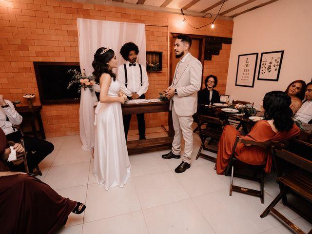 O casamento de War e Nany em Brasília, Distrito Federal 54