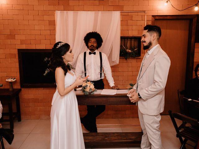 O casamento de War e Nany em Brasília, Distrito Federal 57