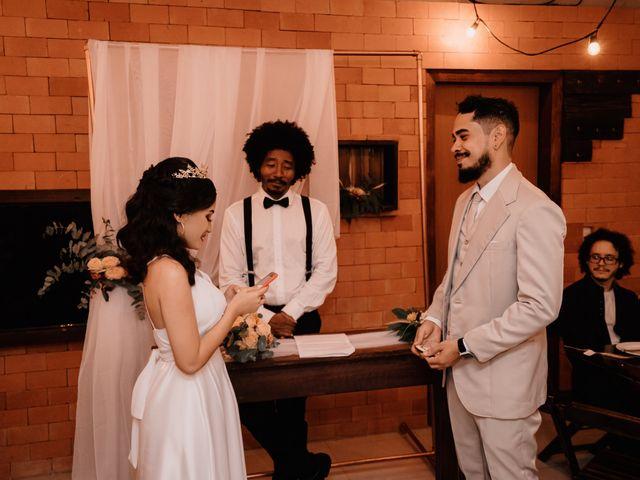 O casamento de War e Nany em Brasília, Distrito Federal 58