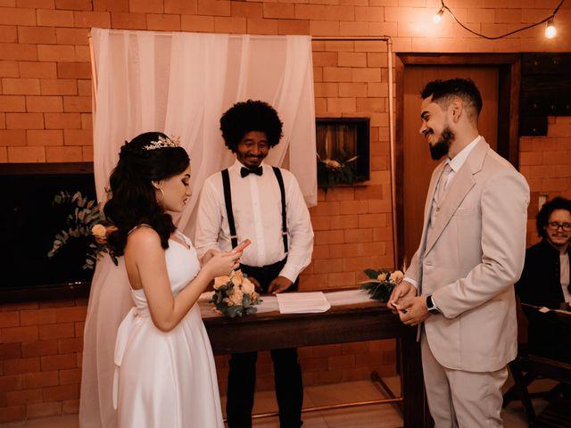 O casamento de War e Nany em Brasília, Distrito Federal 59