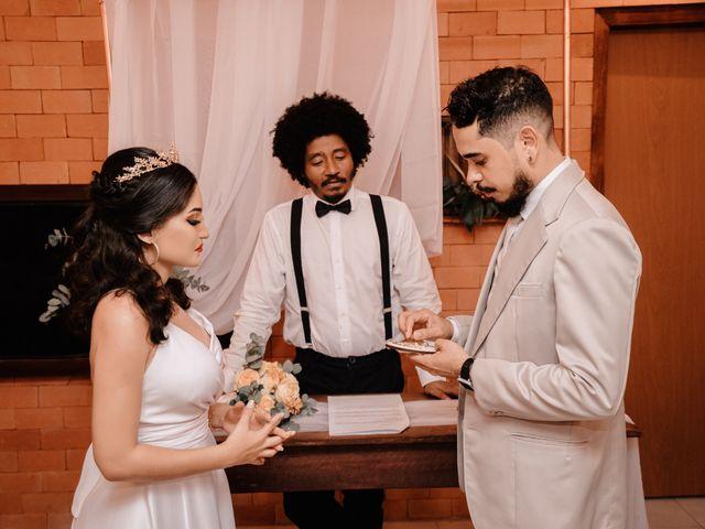 O casamento de War e Nany em Brasília, Distrito Federal 61