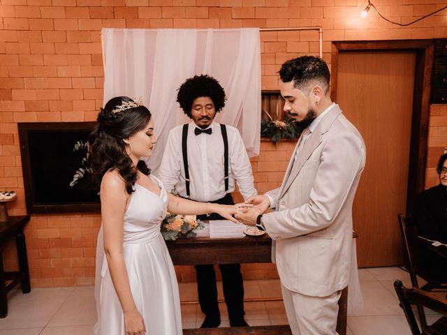 O casamento de War e Nany em Brasília, Distrito Federal 62