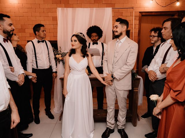 O casamento de War e Nany em Brasília, Distrito Federal 66