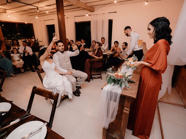 O casamento de War e Nany em Brasília, Distrito Federal 75