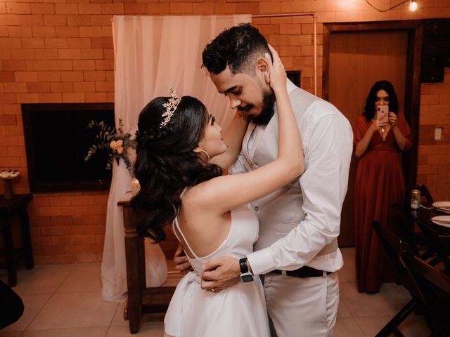O casamento de War e Nany em Brasília, Distrito Federal 76