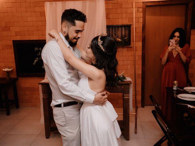 O casamento de War e Nany em Brasília, Distrito Federal 77