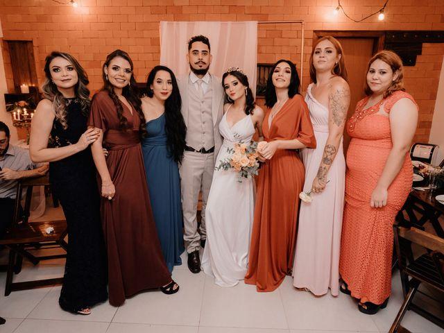O casamento de War e Nany em Brasília, Distrito Federal 85