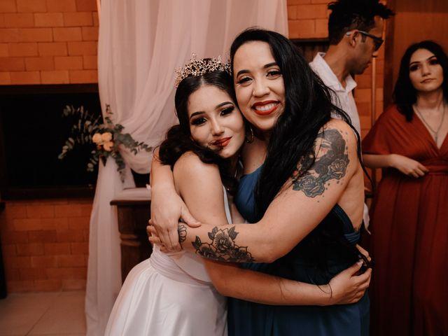O casamento de War e Nany em Brasília, Distrito Federal 87