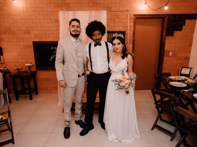 O casamento de War e Nany em Brasília, Distrito Federal 89