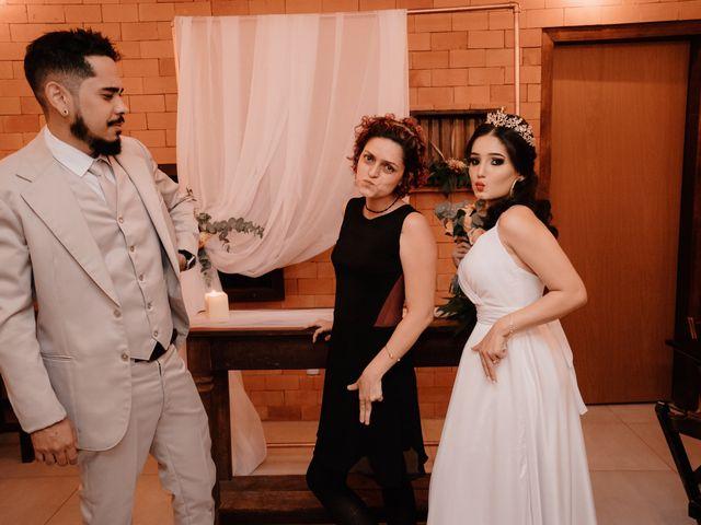 O casamento de War e Nany em Brasília, Distrito Federal 90