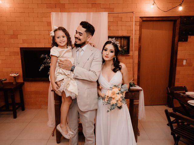 O casamento de War e Nany em Brasília, Distrito Federal 91