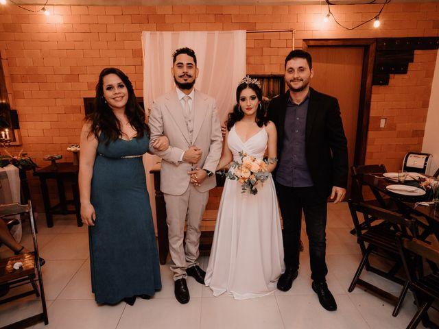 O casamento de War e Nany em Brasília, Distrito Federal 93