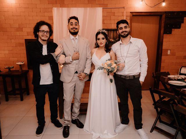 O casamento de War e Nany em Brasília, Distrito Federal 94