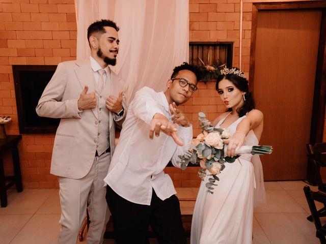 O casamento de War e Nany em Brasília, Distrito Federal 95