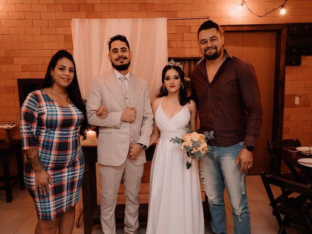 O casamento de War e Nany em Brasília, Distrito Federal 96