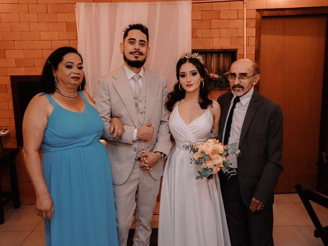 O casamento de War e Nany em Brasília, Distrito Federal 97