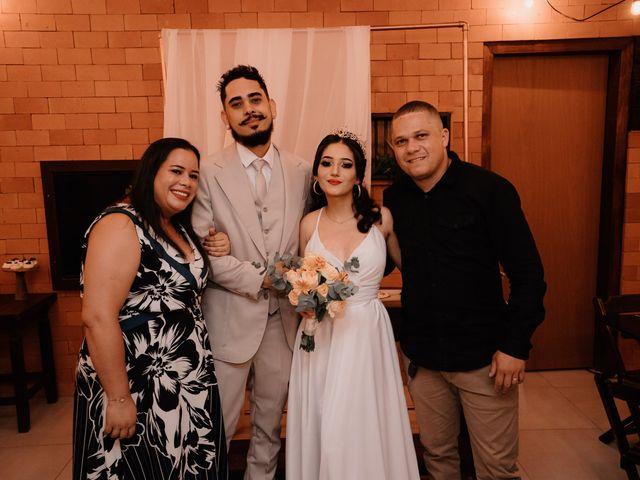 O casamento de War e Nany em Brasília, Distrito Federal 98