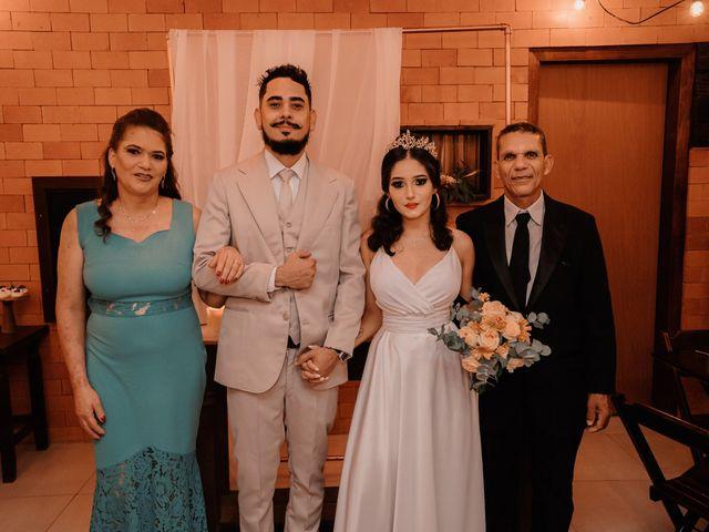 O casamento de War e Nany em Brasília, Distrito Federal 99