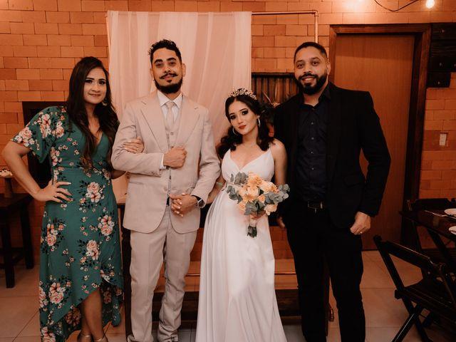 O casamento de War e Nany em Brasília, Distrito Federal 100