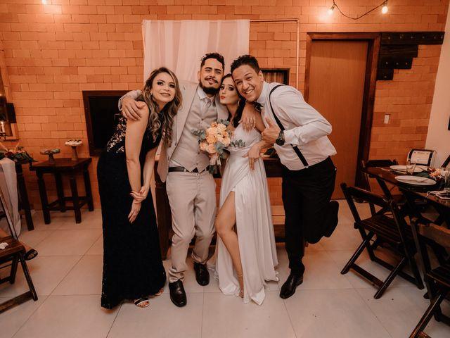 O casamento de War e Nany em Brasília, Distrito Federal 101