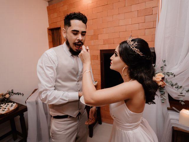 O casamento de War e Nany em Brasília, Distrito Federal 123