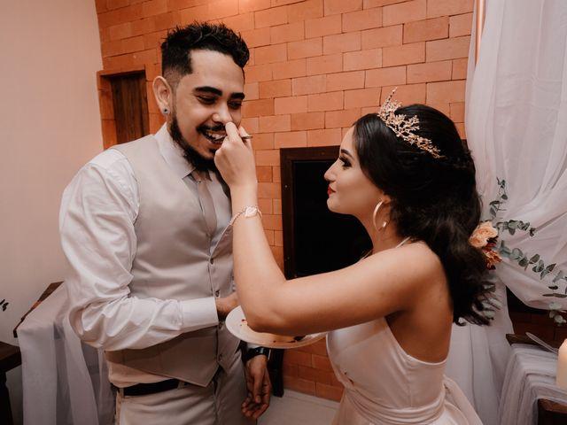 O casamento de War e Nany em Brasília, Distrito Federal 124