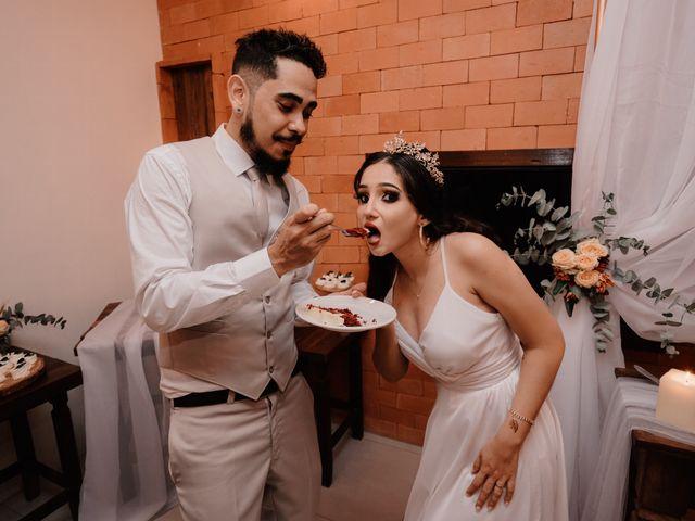 O casamento de War e Nany em Brasília, Distrito Federal 125
