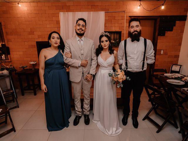 O casamento de War e Nany em Brasília, Distrito Federal 103