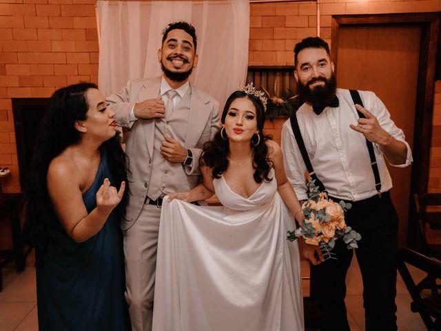 O casamento de War e Nany em Brasília, Distrito Federal 105