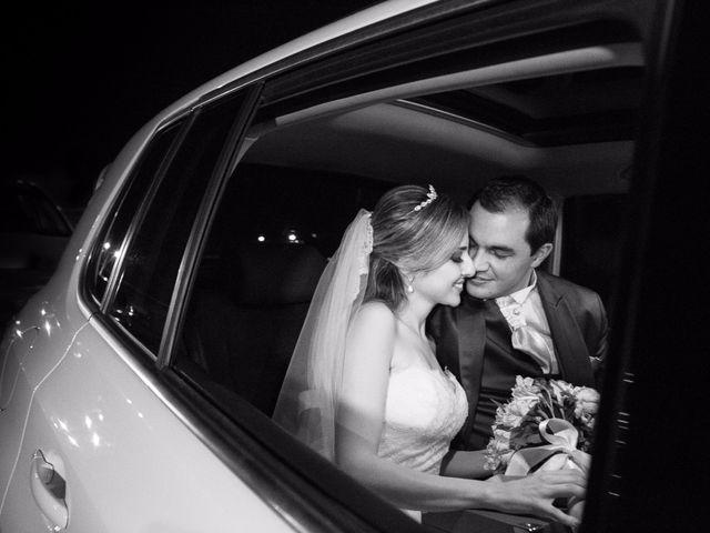 O casamento de Lívia e David