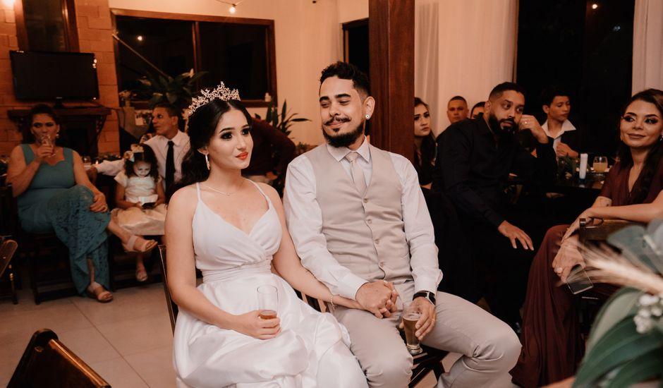 O casamento de War e Nany em Brasília, Distrito Federal