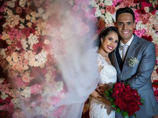 O casamento de Mariana e Roneyberg