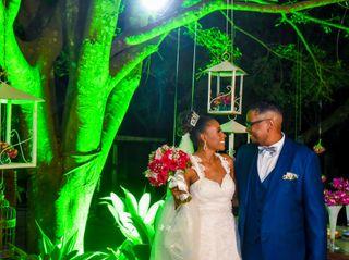O casamento de Fernanda e Ezequiel
