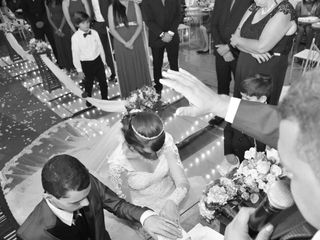 O casamento de Clara e Rodrigo