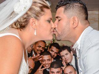 O casamento de Thamiris e Alan