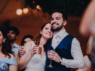 O casamento de Ana e Cassio