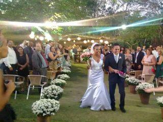 O casamento de Daniel e Fernanda