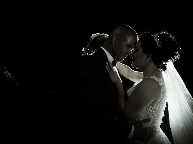 O casamento de Silvana e Rafael