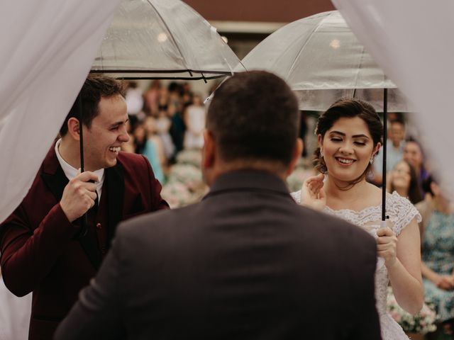 O casamento de Taiane e Maycon