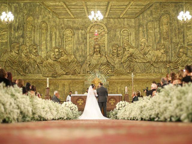 O casamento de Glenia e Marcelo
