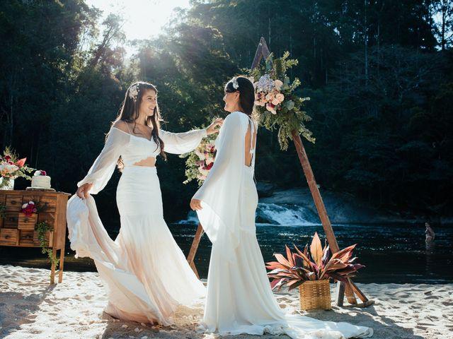 O casamento de Jennifer e Amanda