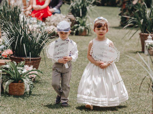 O casamento de Cassio e Ana em Piraquara, Paraná 43