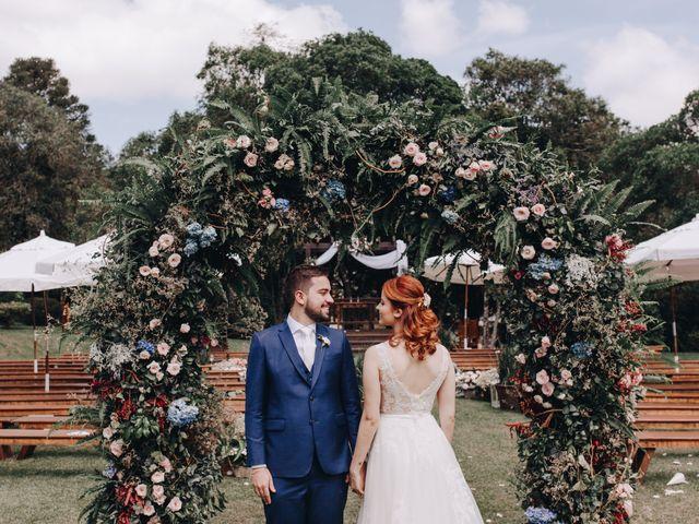 O casamento de Cassio e Ana em Piraquara, Paraná 67