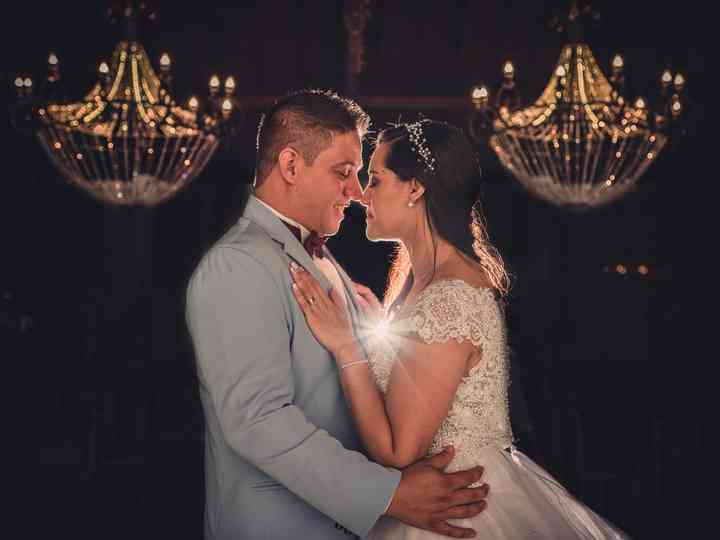 O casamento de Saulo e Katia